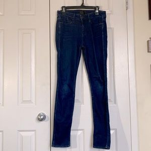 Vince Highrise Skinny Jeans size 27